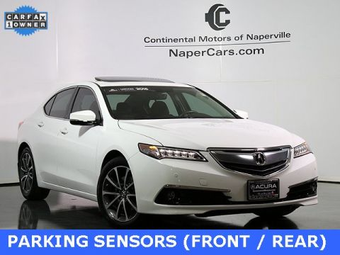 Pre-Owned 2015 Acura TLX SH-AWD w/Advance Package