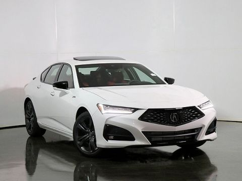 New 2021 Acura TLX SH-AWD with A-Spec Package