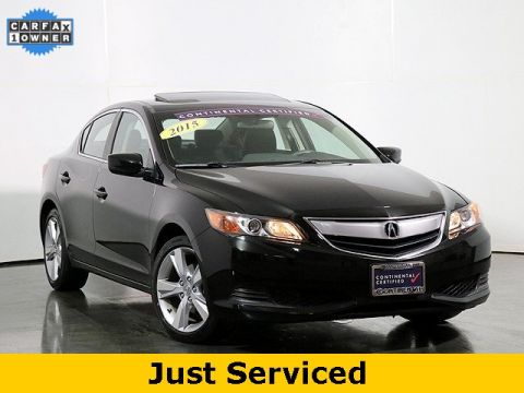 Pre-Owned 2015 Acura ILX 2.0L