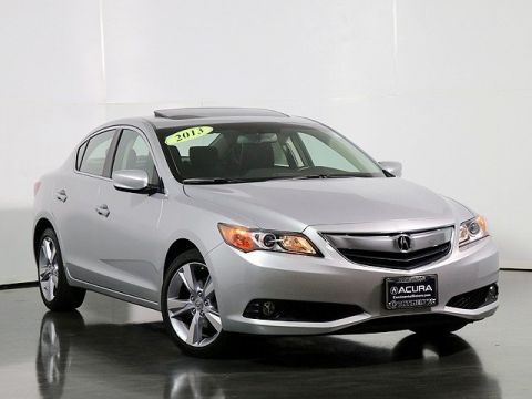 Pre-Owned 2013 Acura ILX Technology