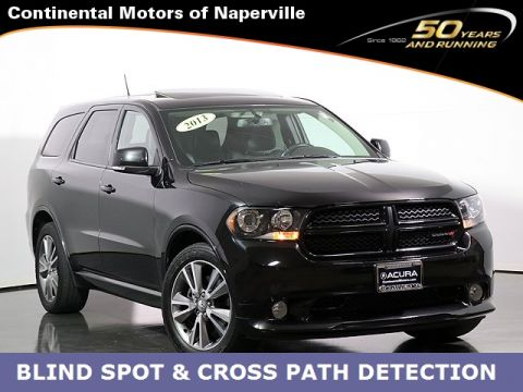 Pre-Owned 2013 Dodge Durango AWD