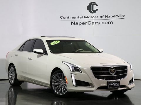 Pre-Owned 2014 Cadillac CTS