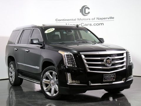 Pre-Owned 2015 Cadillac Escalade AWD 4WD