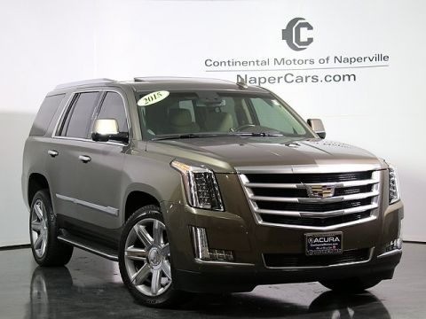 Pre-Owned 2015 Cadillac Escalade 4WD