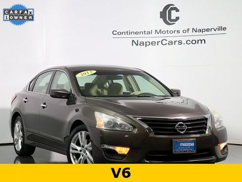 Pre-Owned 2013 Nissan Altima 3.5 S