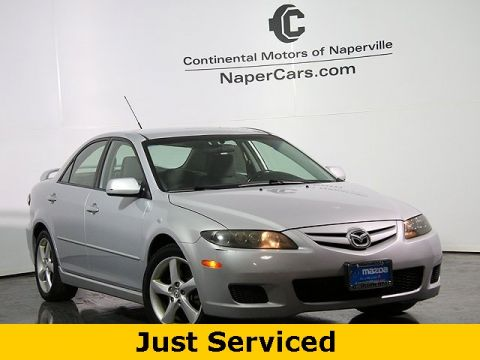 Pre-Owned 2007 Mazda6 i Touring FWD 4D Sedan