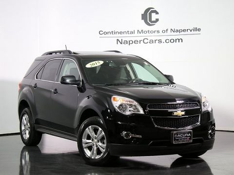 Pre-Owned 2015 Chevrolet Equinox 2LT