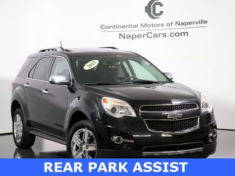 Pre-Owned 2015 Chevrolet Equinox AWD