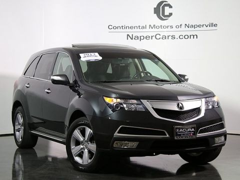 Certified Pre-Owned 2013 Acura MDX