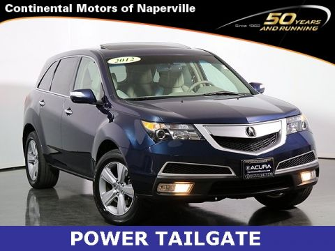 Pre-Owned 2012 Acura MDX