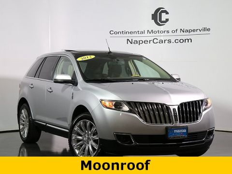 Pre-Owned 2012 Lincoln MKX Base