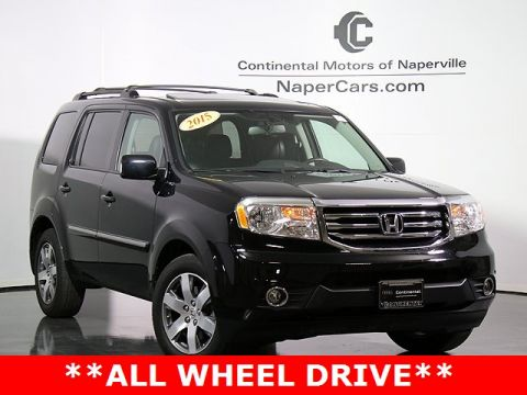 Pre-Owned 2015 Honda Pilot Touring 4WD