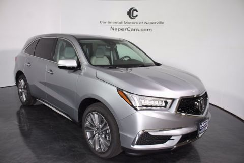 Pre-Owned 2017 Acura MDX SH-AWD w/Technology Package