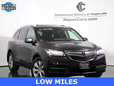 Used Cars By Aurora Continental Acura Of Naperville - Acura suv used