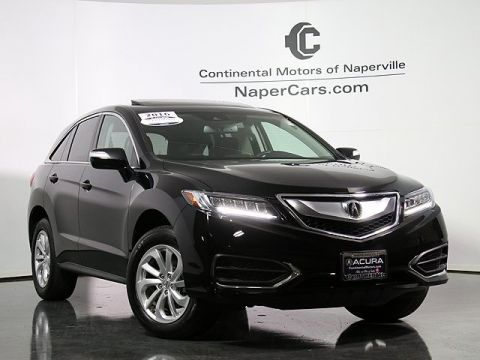 Pre-Owned 2016 Acura RDX AWD with AcuraWatch Plus