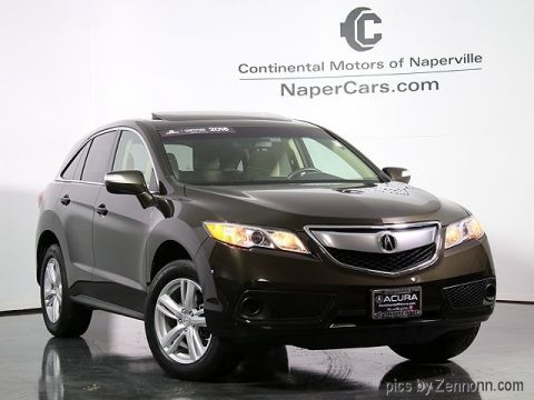 Pre-Owned 2015 Acura RDX AWD