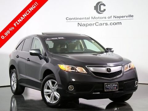 Pre-Owned 2015 Acura RDX AWD with Technology Package