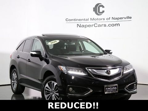 Pre-Owned 2016 Acura RDX w/Advance Package