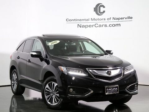 Used Acura RDX For Sale In Naperville IL Continental Acura - Acura rdx for sale