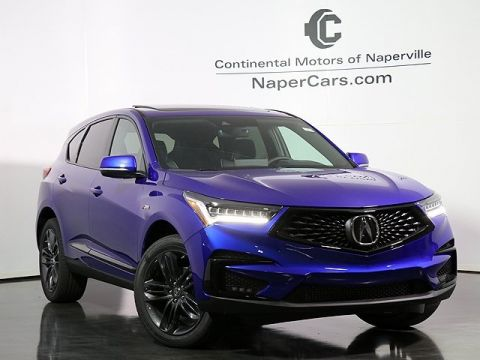 New 2019 Acura RDX SH-AWD A-SPEC