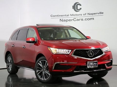 Pre-Owned 2019 Acura MDX Technology Package