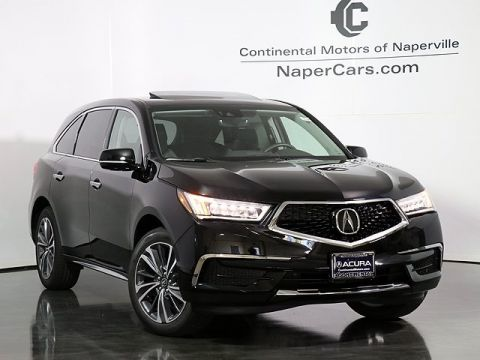 Pre-Owned 2019 Acura MDX AWD