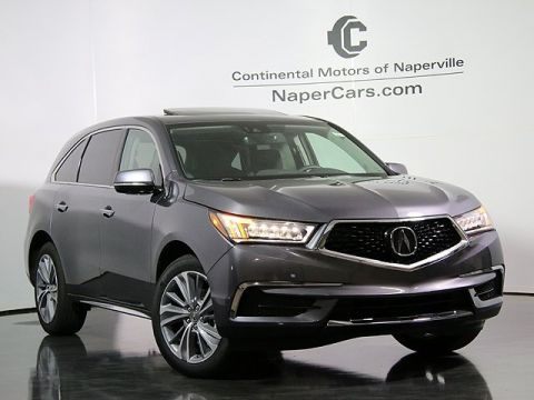 Pre-Owned 2018 Acura MDX SH-AWD w/Technology Package