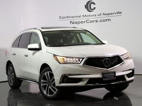 New 2018 Acura MDX SH-AWD with Advance Package