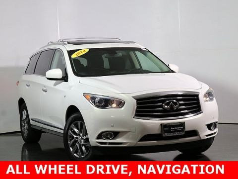 Pre-Owned 2014 INFINITI QX60 Base