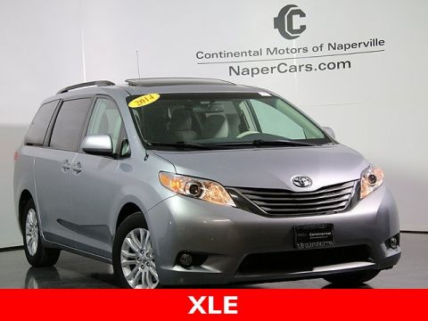 Pre-Owned 2014 Toyota Sienna XLE FWD 4D Passenger Van