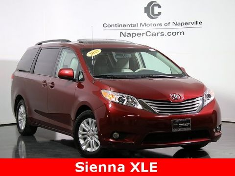 Pre-Owned 2013 Toyota Sienna XLE FWD 4D Passenger Van