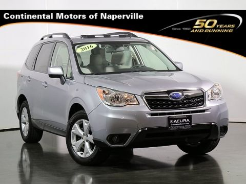 Pre-Owned 2016 Subaru Forester