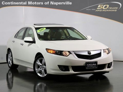 Pre-Owned 2009 Acura TSX