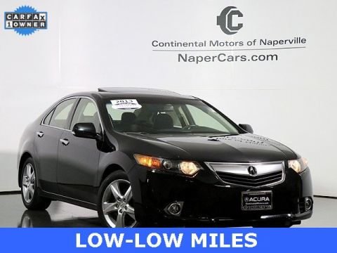Certified Pre-Owned 2013 Acura TSX 5-Speed Automatic with Technology Package