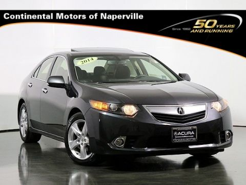 Pre-Owned 2014 Acura TSX Technology Package
