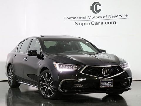 New 2019 Acura RLX Hybrid with Advance Package