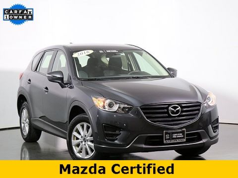 Pre-Owned 2016 Mazda CX-5 Sport W/Cloth