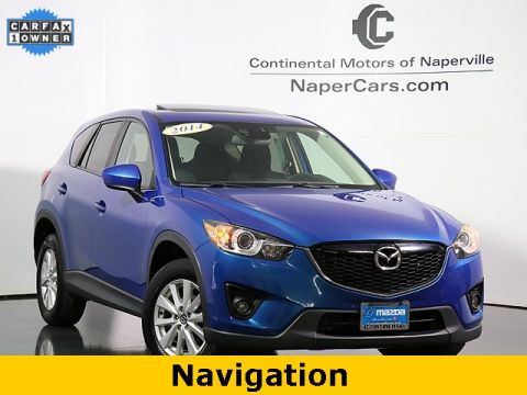 Pre-Owned 2014 Mazda CX-5 Touring