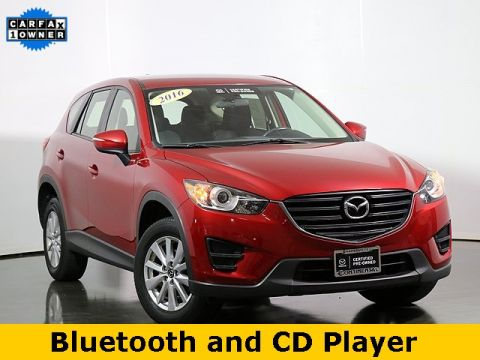 Pre-Owned 2016 Mazda CX-5 Sport All Wheel Drive
