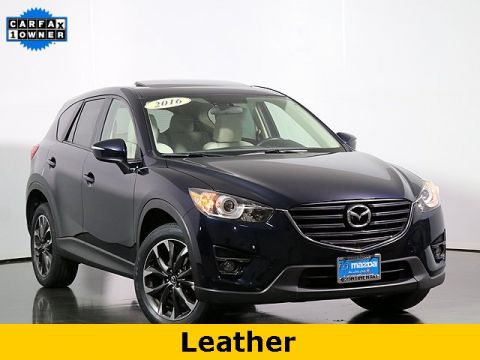 Pre-Owned 2016 Mazda CX-5 Grand Touring W/Leather