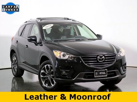 Pre-Owned 2016 Mazda CX-5 Grand Touring W/Navigation