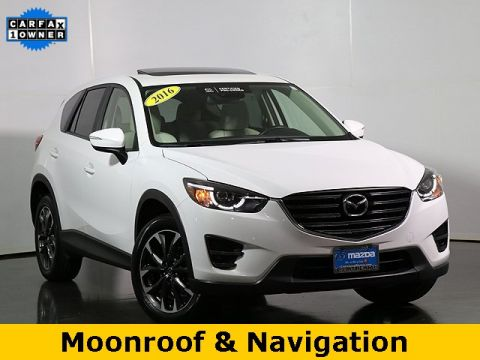 Pre-Owned 2016 Mazda CX-5 Grand Touring W/Tech Package