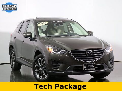 Pre-Owned 2016 Mazda CX-5 Grand Touring w/I Activesense Package