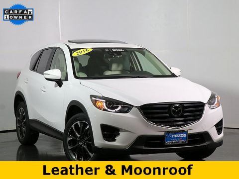 Pre-Owned 2016 Mazda CX-5 Grand Touring W/GRAND TOURING TECH PACKAGE
