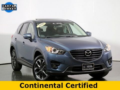 Pre-Owned 2016 Mazda CX-5 Grand Touring All Wheel Drive