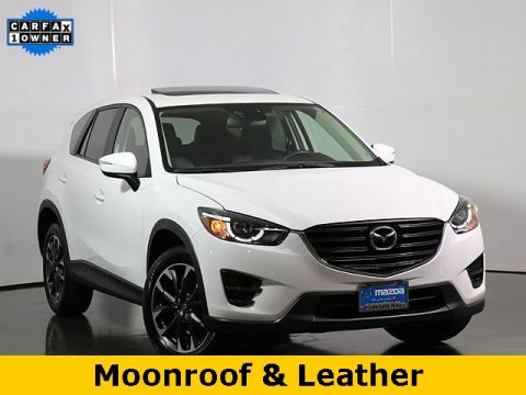Pre-Owned 2016 Mazda CX-5 Grand Touring TECH PACKAGE