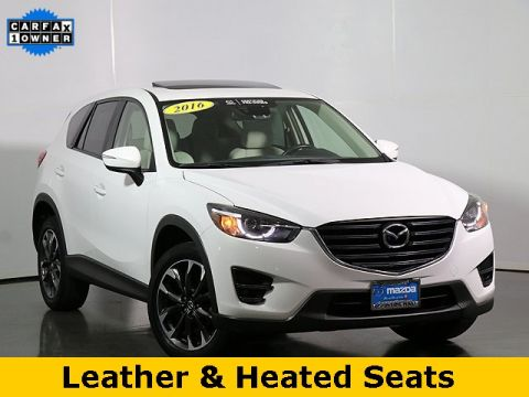 Pre-Owned 2016 Mazda CX-5 Grand Touring GRAND TOURING TECH PACKAGE