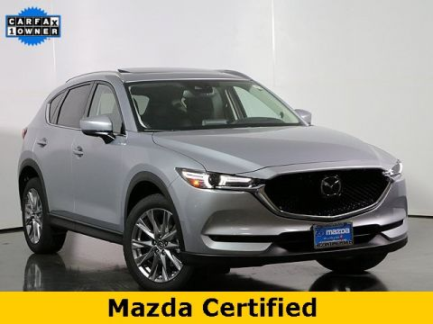 Pre-Owned 2019 Mazda CX-5 Grand Touring W/Premium Package