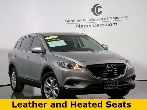 Pre-Owned 2015 Mazda CX-9 Touring