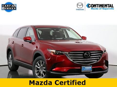 Pre-Owned 2019 Mazda CX-9 Touring AWD